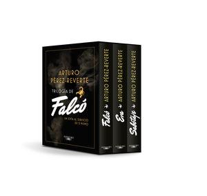 TRILOGÍA DE FALCÓ (EDICIÓN ESTUCHE CON: FALCÓ  EVA  SABOTAJE)