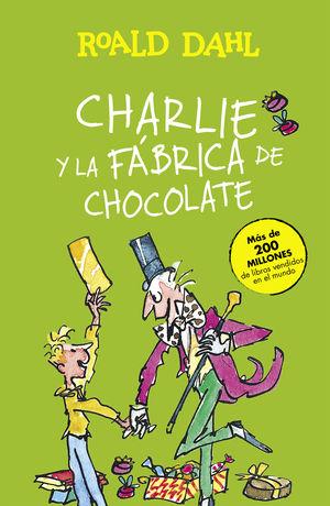 CHARLIE Y LA FABRICA DE CHOCOLATE TD