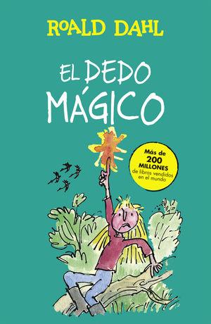 DEDO MAGICO , EL (BIBLIOTECA R