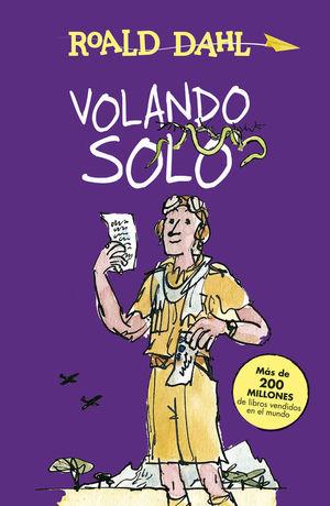 VOLANDO SOLO (BIBLIOTECA ROALD