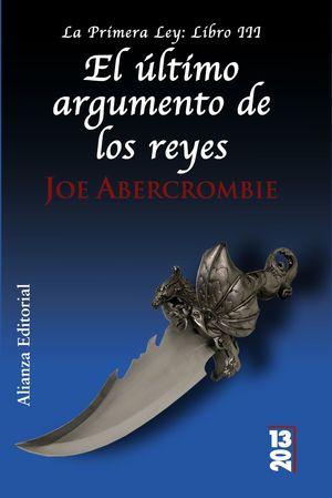 ULTIMO ARGUMENTO DE LOS REYES. LIBRO PRIMERO III