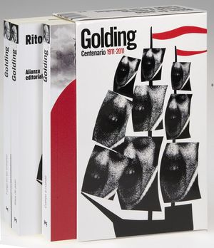 Estuche Trilogía Golding BOLSILLO