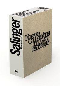 Estuche Salinger : El guardián entre el centeno - Levantad, carpinteros, la viga del tejado y Seymo