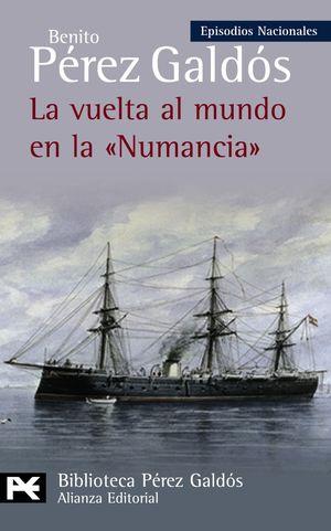 Vuelta al mundo Numancia