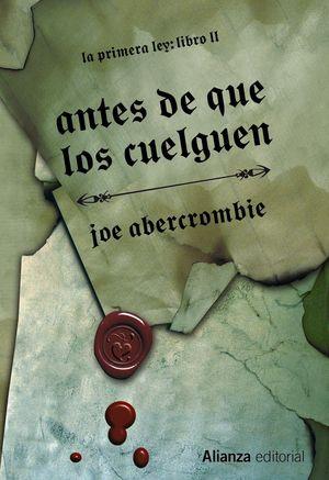 ANTES DE QUE LOS CUELGUEN
