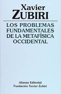 Los problemas fundamentales de la metafísica occidental