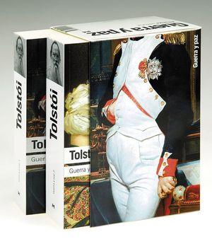Guerra y paz. TOLSTOI - Estuche BOLSILLO