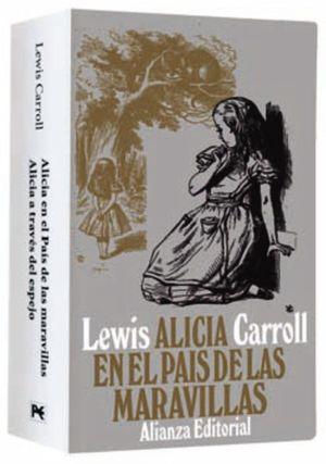 Estuche Lewis Carroll - Alicia en el país de las maravillas / Alicia a través del espejo