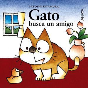 Gato Busca Amigo