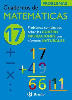 Cuadernos de Matemáticas PROBLEMAS 17 - Bruño