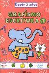 Grafismo y escritura 1