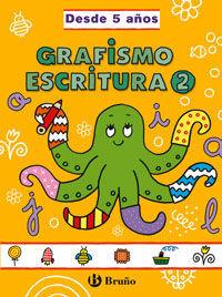Grafismo y escritura 2