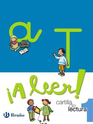 A LEER! CARTILLA DE LECTURA Nº1 Bruño