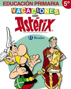 VACACIONES CON ASTÉRIX 5º PRIMARIA