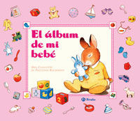 EL ÁLBUM DE MI BEBÉ (ROSA)