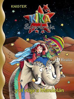 Kika y el viaje a Mandolán