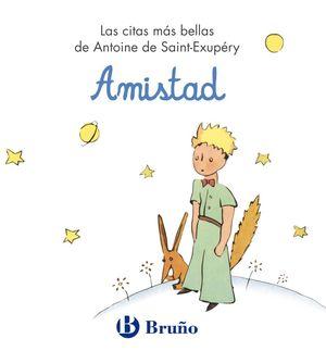 Amistad (Las citas más bellas de Antoine de Saint-Exupéry)