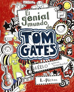 EL GENIAL MUNDO DE TOM GATES. TOM GATES 1