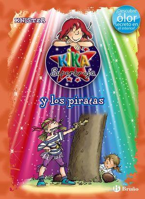 Kika y los piratas (con olor)