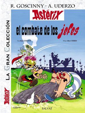 EL COMBATE DE LOS JEFES. LA GRAN COLECCIÓN