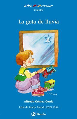 La gota de lluvia (libro)