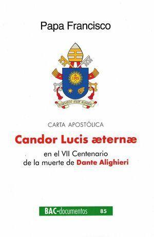 CANDOR LUCIS ETERNE CARTA APOSTOLICA