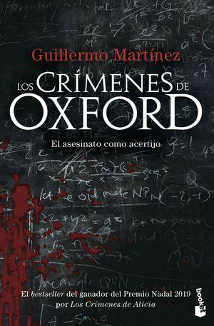 LOS CRÍMENES DE OXFORD (NF) Portada peli