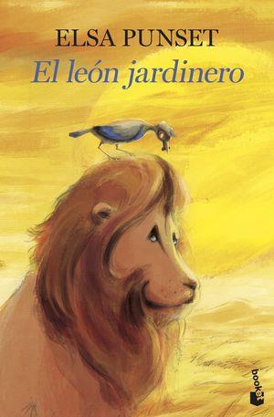 EL LEÓN JARDINERO (BOLSILLO)