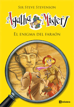 El enigma del faraón : AGATHA MISTERY 1