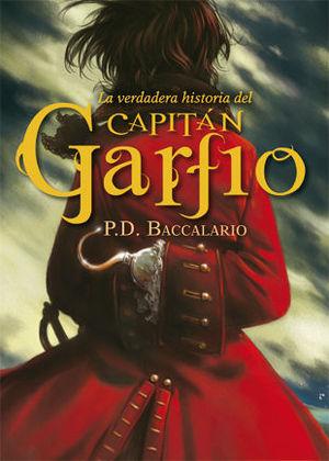 LA VERDADERA HISTORIA DEL CAPITÁN GARFIO