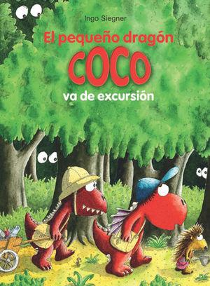 EL PEQUEÑO DRAGÓN COCO VA DE EXCURSIÓN