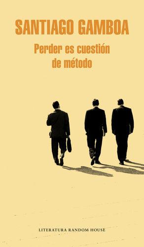 PERDER ES CUESTION DE METODO (N.CUBIERTA