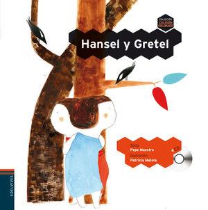 Hansel y Gretel (con CD)