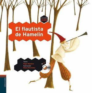 El flautista de Hamelín + CD