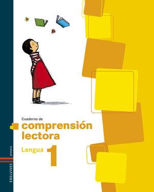 CUADERNO 1 DE COMPRENSION LECTORA (LENGUA PRIMARIA)
