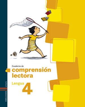 CUADERNO 4 DE COMPRENSION LECTORA (LENGUA PRIMARIA)
