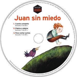 Juan sin miedo + CD