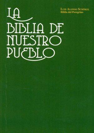 BIBLIA DE NUESTRO PUEBLO ´R´ ´PEQUEÑA´