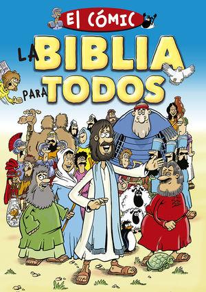 LA BIBLIA PARA TODOS