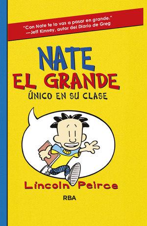 NATE EL GRANDE - ÚNICO EN SU CLASE
