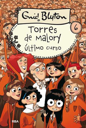 ULTIMO CURSO EN TORRES DE MALORY