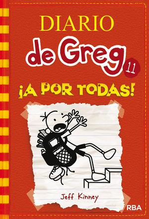 DIARIO DE GREG 11: A POR TODAS!