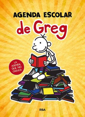 2020/21 AGENDA ESCOLAR DE GREG
