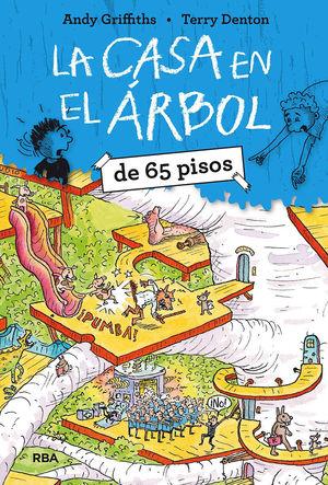 LA CASA EN EL ARBOL DE 65 PISOS