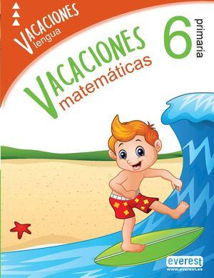 VACACIONES 6º PRIMARIA