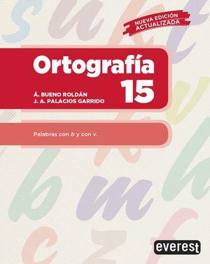 ORTOGRAFÍA 15