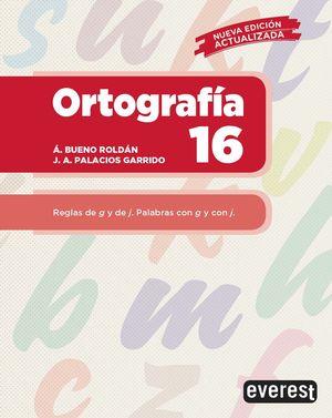 ORTOGRAFÍA 16