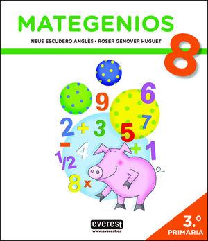 MATEGENIOS 8