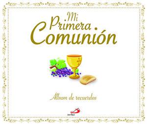 MI PRIMERA COMUNIÓN. ÁLBUM DE RECUERDOS