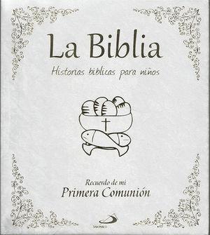 LA BIBLIA: HISTORIAS BIBLICAS PARA NIÑOS